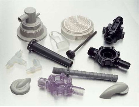 Plastic Parts for a Variety of OEM Applications.