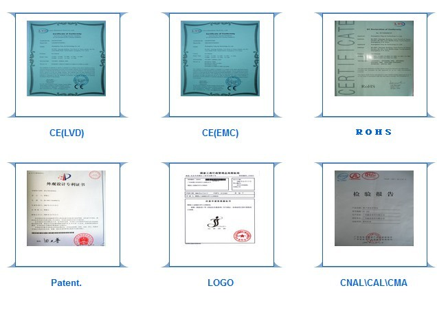 ion cleanse Certificate CE