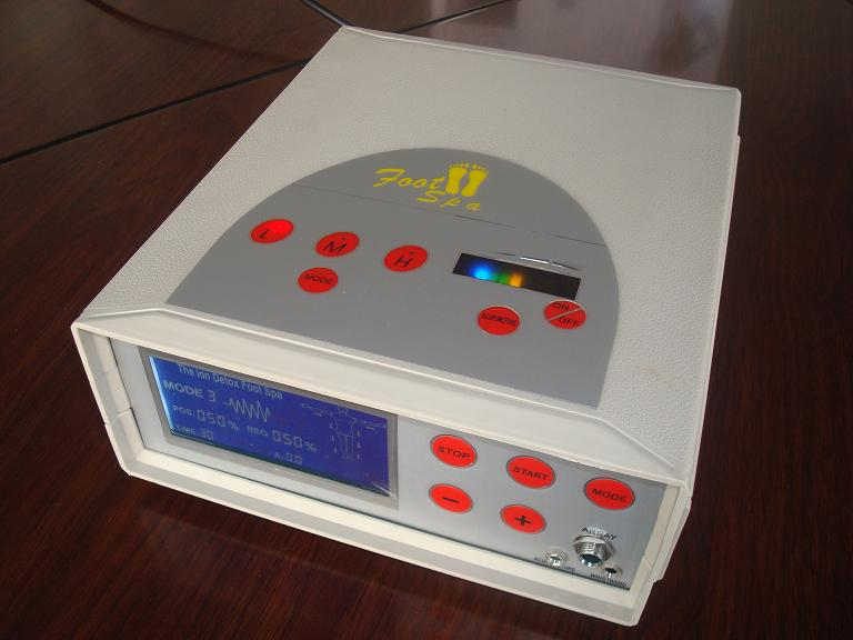 ionic detox foot spa machine 3
