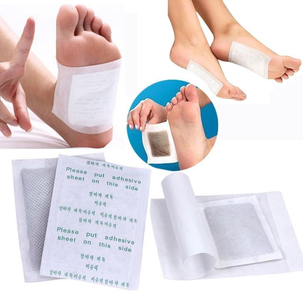 body relief detox foot pads