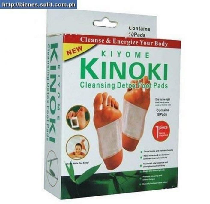 how to use kinoki cleansing detox foot pads?