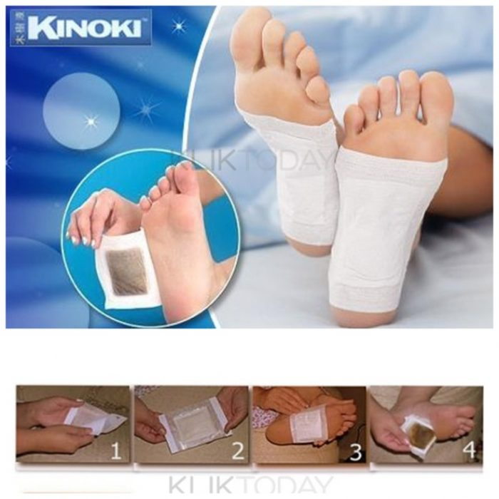 What Detox Foot Patches Side Effects ?