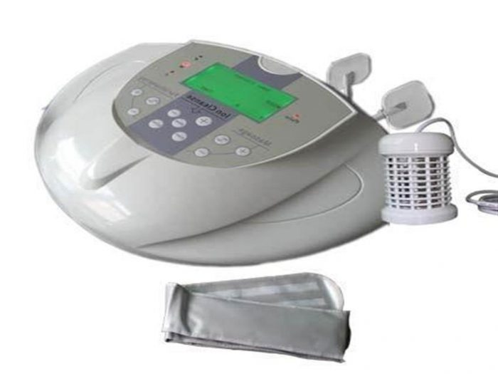 foot ionizer machine