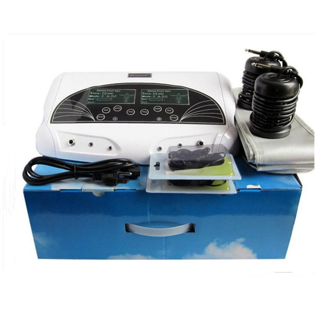 ionic detox machine for sale