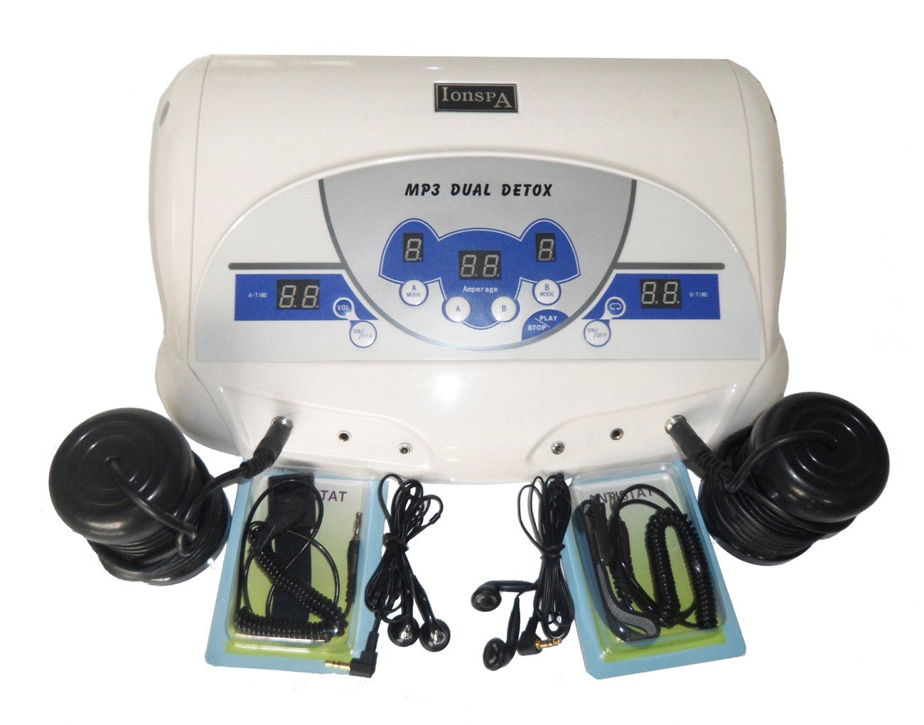 detox foot machine
