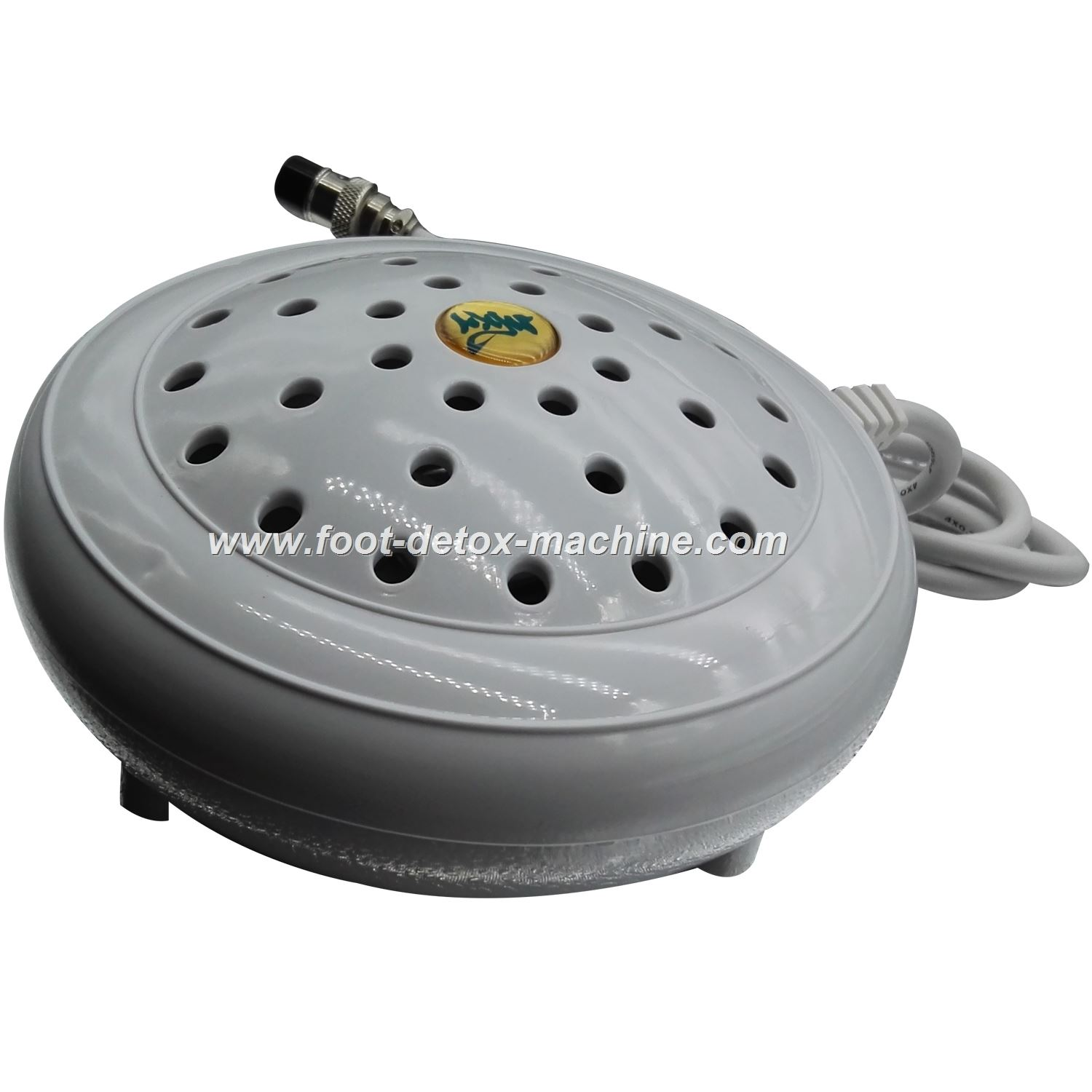 ion cleansing foot detox machine array