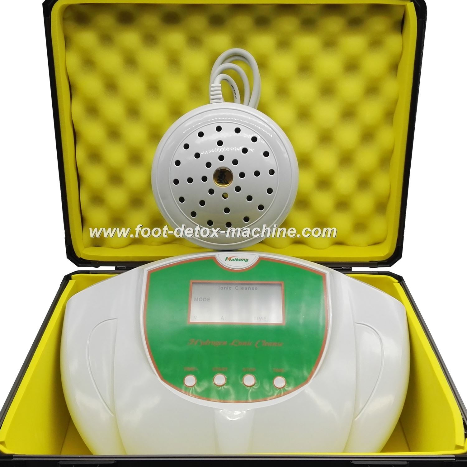 ion cleansing foot detox machine