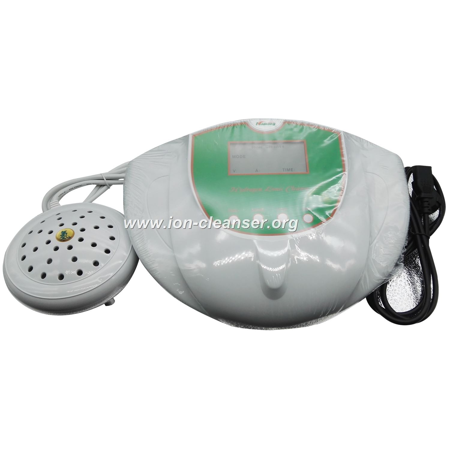 Why you should get out of your own way and ionic foot detox bath machine already.