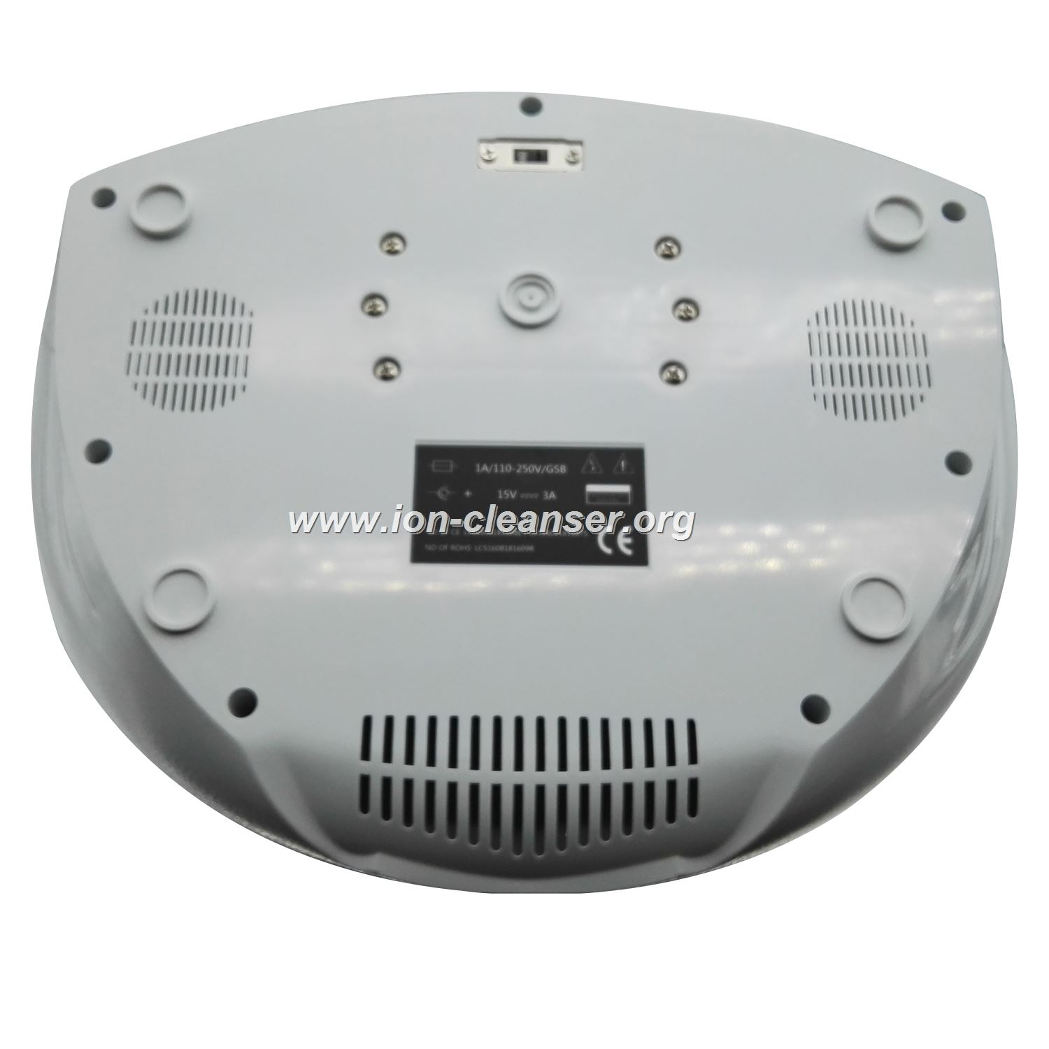 ion cleanse machine manufacturers