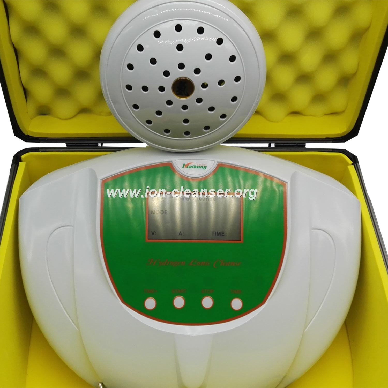 naturopathy foot detox machine